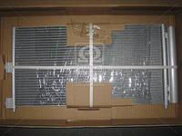 Радиатор кондиционера FIAT DOBLO (119, 223) (01-) 1.9 JTD (пр-во Nissens)