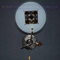 Декоративное бра, светильник настенный IMPERIA одноламповое LUX-445024