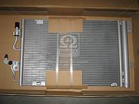 Радиатор кондиционера OPEL ASTRA H (04-) (пр-во Nissens)