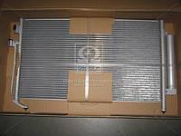 Радиатор кондиционера SUBARU FORESTER (SG) (02-) (пр-во Nissens)