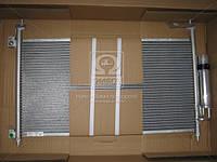 Радиатор кондиционера HONDA Civic VIII (FD,FA) (пр-во Nissens)