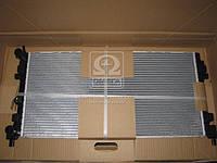 Радиатор охлаждения SKODA Rapid 12- MT/AT (пр-во Nissens)