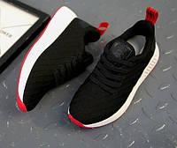 Черные женские кроссовки на каждый день
