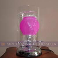 Светильник настольный декоративный ночник IMPERIA одноламповый с сенсорным включением LUX-324641