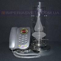 Светильник настольный декоративный ночник IMPERIA одноламповый с сенсорным включением LUX-132656