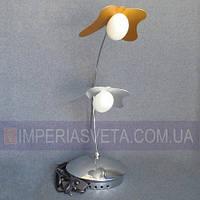 Современная настольная лампа TINKO направленного света галогенная LUX-334525