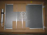 Радиатор кондиционера NISSAN X-TRAIL (T31) (07-) (пр-во Nissens)