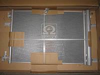 Радиатор кондиционера OPEL ASTRA J (09-) (пр-во Nissens)