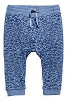 Синие штаны H&M на мальчика