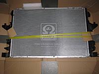 Радиатор охлаждения VOLKSWAGEN TRANSPORTER T5 (03-) 2.0 (пр-во Van Wezel)