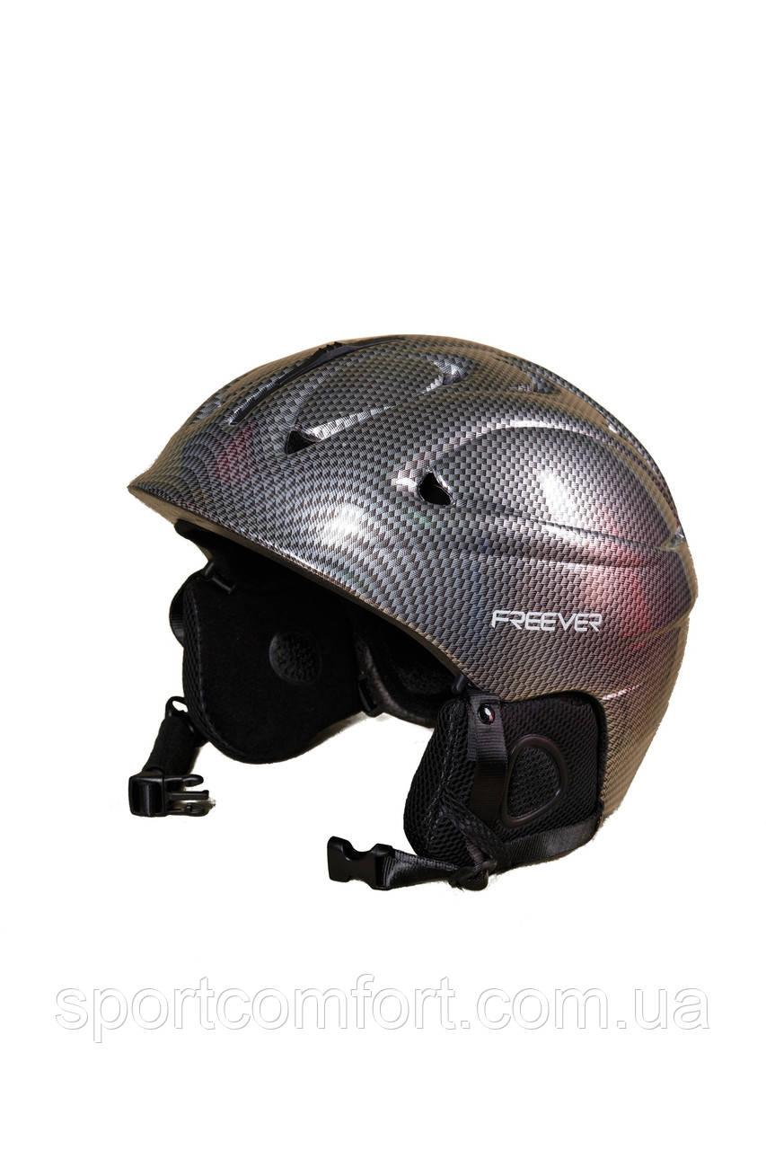 Шлем карбон мужской
