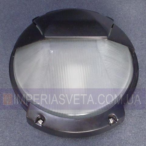 Уличный накладной светильник, влагозащищенный IMPERIA одноламповый антивандальный LUX-342614