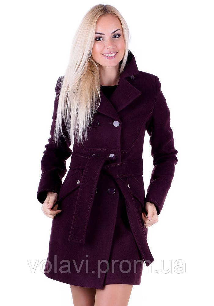 ab94c3e3eb389 Демисезонное женское пальто VOL ange Патриция - Интернет-магазин VOLAVI в  Харькове