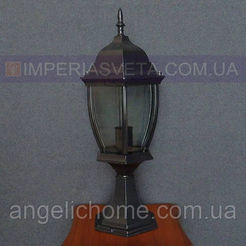 Светильник уличный столбик влагозащищенный IMPERIA садово-парковый LUX-344452