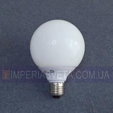 Энергосберегающая лампа Iskra шар LUX-314220