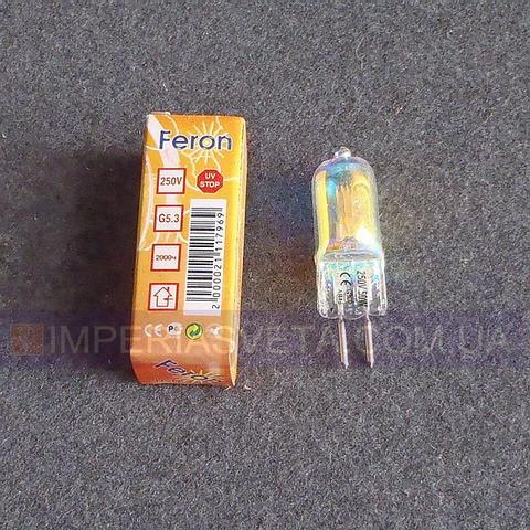 Лампочка галогенная FERON капсула LUX-356115