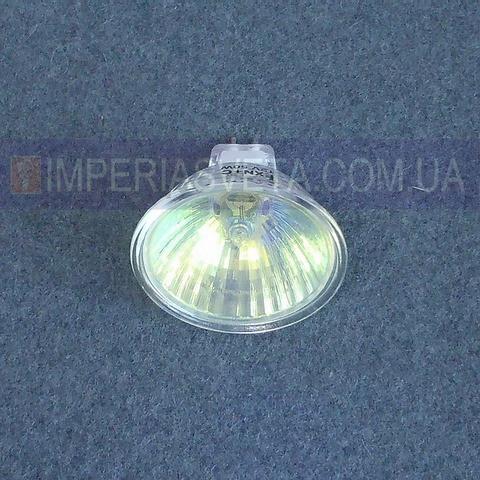 Лампочка галогенная Vito с стеклом LUX-115266