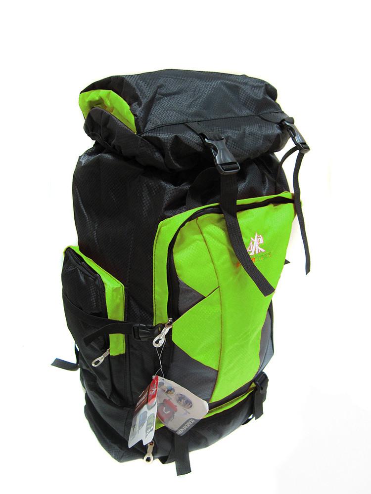 Рюкзак туристический 62*37см Panyanzhe R17690 Green
