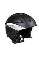 Шлем черный мужской