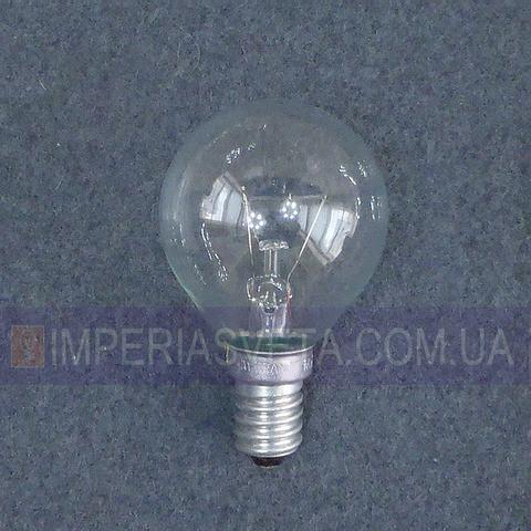 Лампочка общего назначения OSRAM накаливания прозрачная шарик LUX-52032
