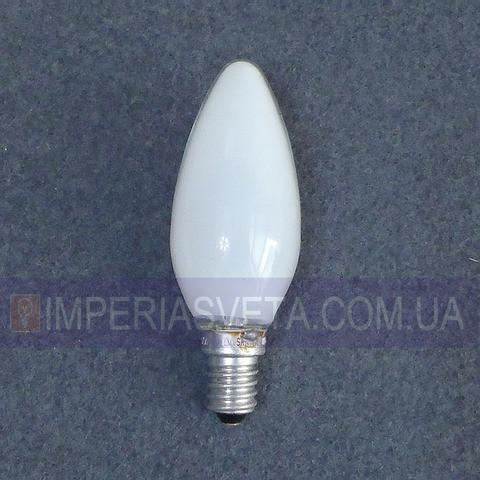 Лампочка общего назначения OSRAM накаливания матовая свеча LUX-103043