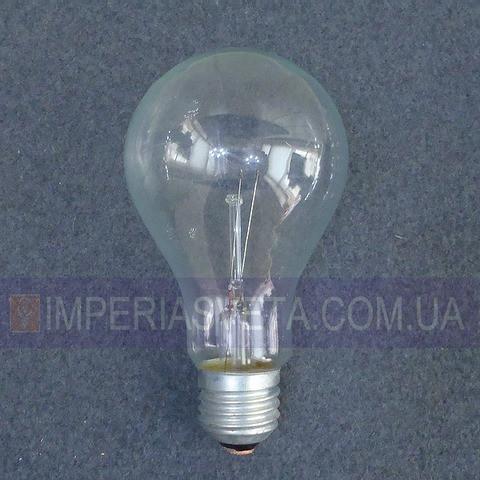 Лампочка общего назначения Proeko накаливания прозрачная традиционная LUX-125360