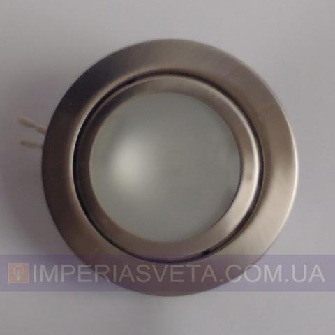 Мебельный светильник, подсветка FERON галогенная встраиваемая LUX-313604