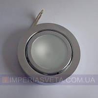 Мебельный светильник, подсветка FERON галогенная накладная LUX-102131
