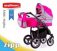 Универсальная коляска 2 в 1 Adbor ZIPP