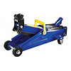 Домкрат гидравлический подкатной 2т чемод. Макс. подъем 300мм, 6,5кг Iron Hand (ДП-20065К)