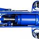 Домкрат гидравлический подкатной 2т чемод. Макс. подъем 300мм, 6,5кг Iron Hand (ДП-20065К), фото 4