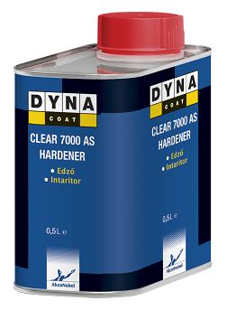 Отвердитель для лака DYNA Clear 7000 AS Hardener 0,5л