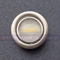 Мебельный светильник, подсветка SKOFF светодиодная встраиваемая LUX-446061