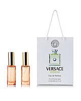 Versace Versense парфюм в подарочной упаковке 40 мл(2шт по 20 мл)