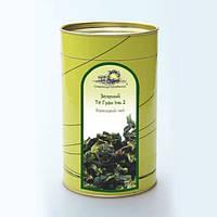 Чай бирюзовый улун Зеленый Те Гуань Инь 2 Тубус (75г)