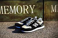 Черные мужские кроссовки для спорта