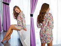 Женская ночная рубашка из натурального хлопка 31PI03