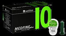 Иглы Wellion для инсулиновых шприц-ручек 10мм №100