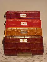 Женский кожаный кошелек  Louis Vuitton