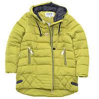 Зимнее пальто на девочку Пальто для девочки ZZ 4126