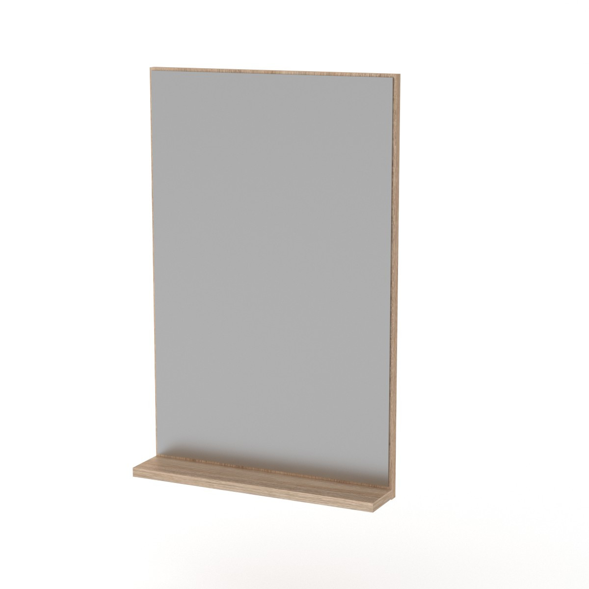 Зеркало-2 дуб сонома Компанит