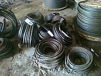 Канат (трос) стальной диаметр 22,0 мм ГОСТ  3077-80 от ГОСТ МЕТАЛЛ