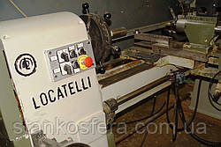Фрезерно-токарний верстат по дереву б/у Locatelli