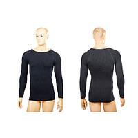 Термобелье мужское футболка с длинным рукавом (лонгслив) ST-2043