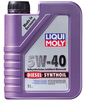 Масло моторное Liqui Moly Diesel Synthoil 5W-40 1L