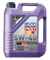 Масло моторное Liqui Moly Diesel Synthoil 5W-40 5L