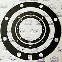 Набор прокладок для ремонта редуктора бортового трактор Т-150К колёсный (прокладки кожкартон TEXON)