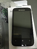 Смартфон Lenovo A369i 3G Black на 2 СИМ-карты