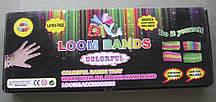 Набор резинок для плетения loom bands 600шт со станком