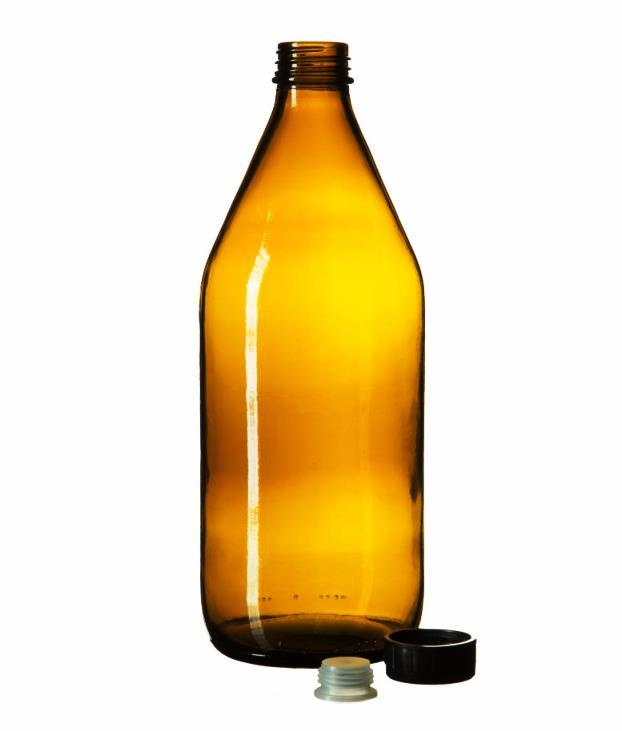 Бутылка для отбора проб нефтепродуктов 1л